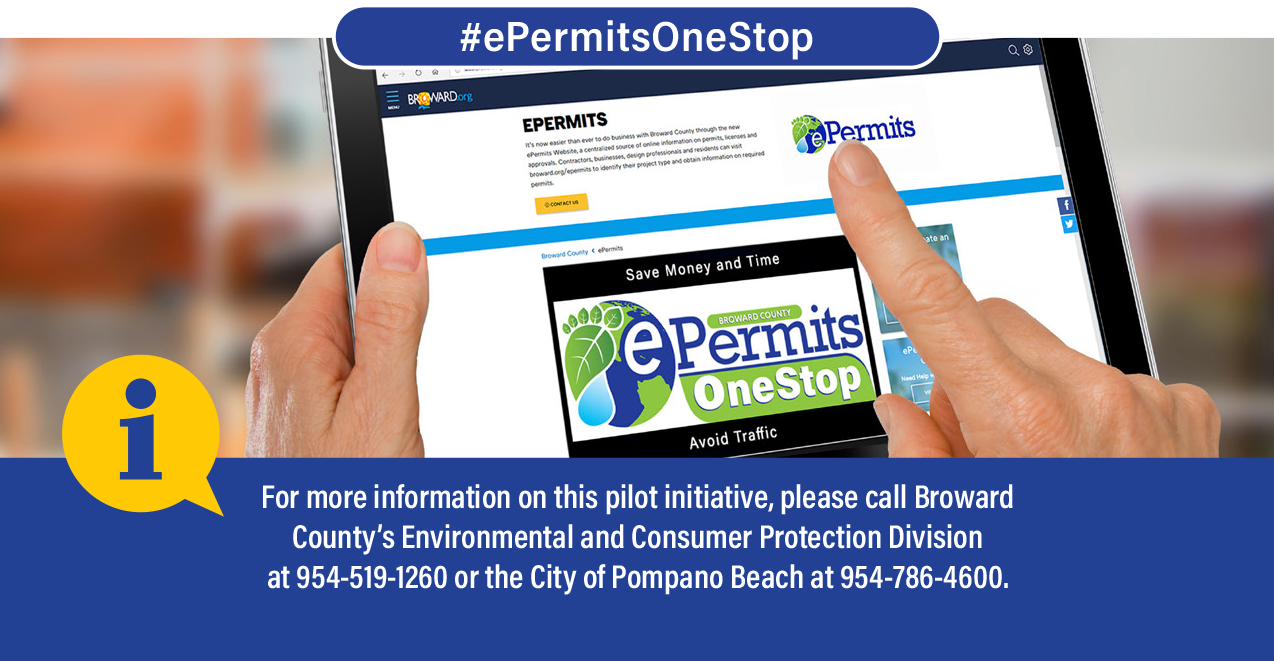 ePermits One Stop Bottom