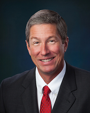 Mayor Rex Hardin Headshot
