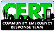 Community Emergency Repsonse Team Logo
