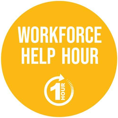 Workforce Button