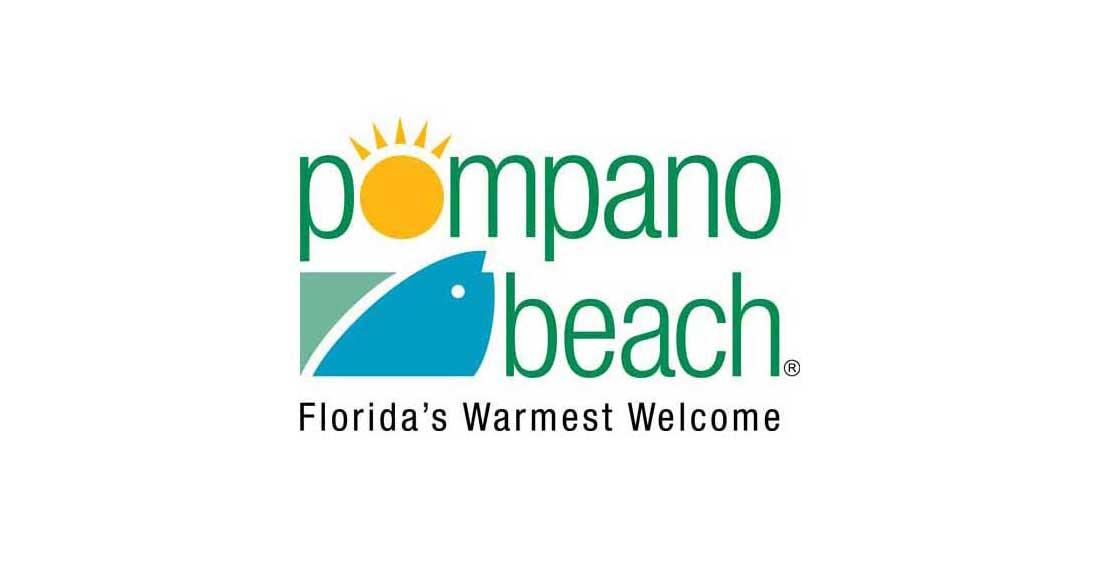 Pompano Beach Logo