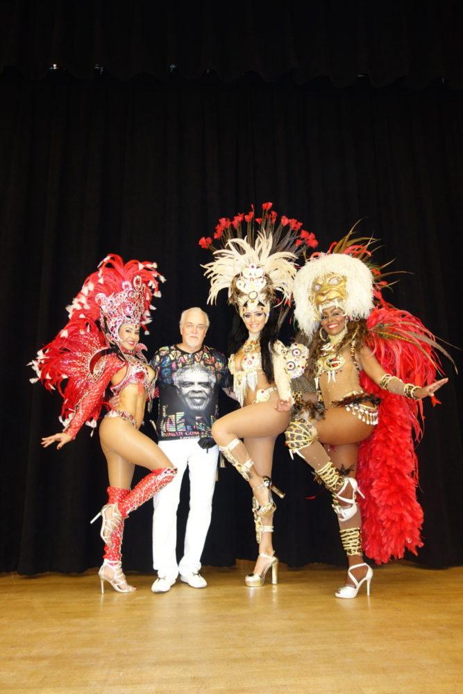 Paulo Gualano's Brazilian & Latin Sounds Company