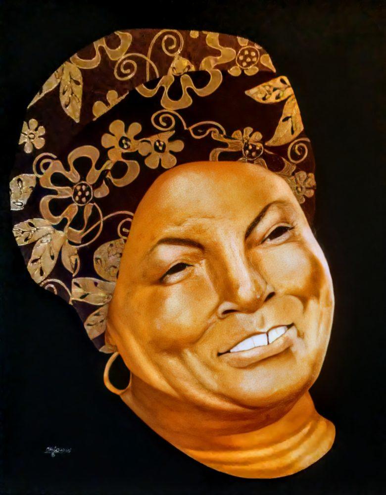 Queen Esther - Chic Moore