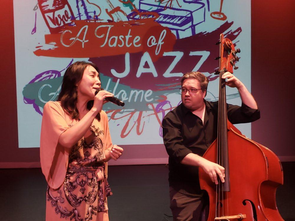 Nanami Morikawa and Jamie Ousely