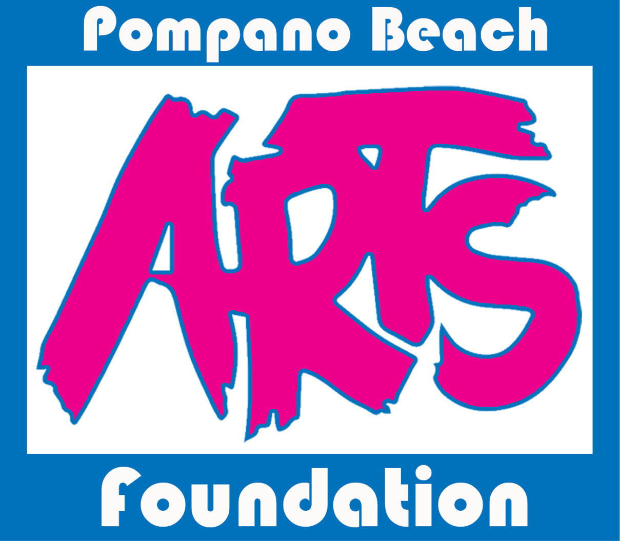 Pompano Beach Arts Foundation Logo