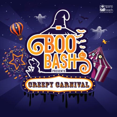 Boo Bash: Creepy Carnival