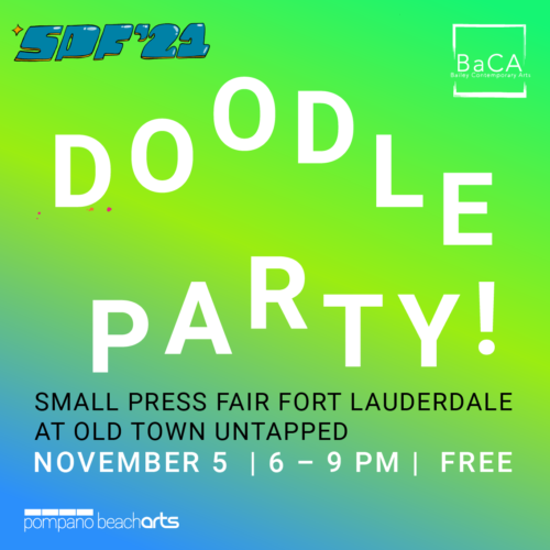 SPF'21 Doodle Party at Untapped