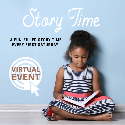 Virtual Story Time at the Blanche Ely House Museum