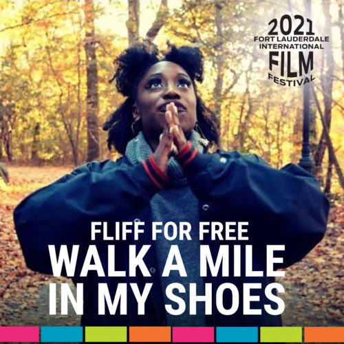 A Day of FLiFF featuring WALK A MILE IN MY SHOES