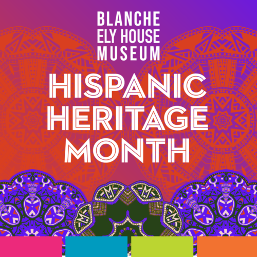 Hispanic Heritage Month Digital Reading Festival 9/19