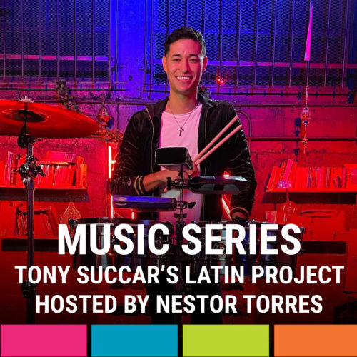 Tony Succar's Latin Phunk Project (Unity Project) hosted by Nestor Torres