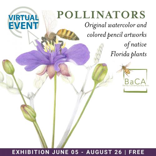 Sneak Peek at Pollinators Exhibition
