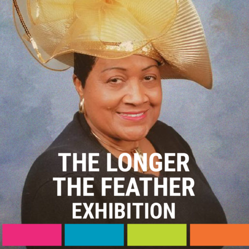 The Longer the Feather Exhibition