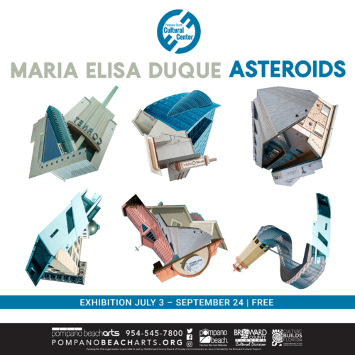 Sneak Peek- Asteroids Exibition
