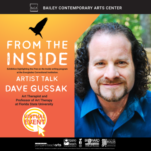 Artist Talk with David Gussak