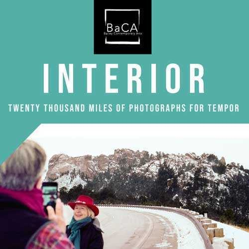 Interior: Twenty Thousand Miles of Photographs for Tempor Exhibition