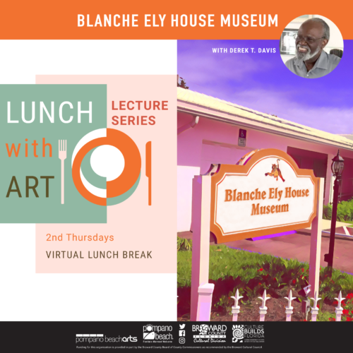 Lunch with Art Lecture Series