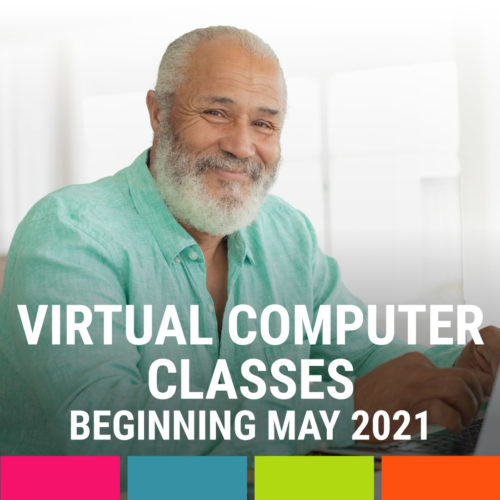 Virtual Computer Classes for Older Adult Pompano Residents