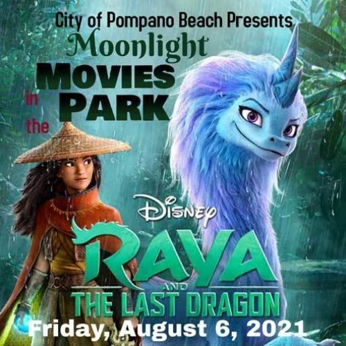 Moonlight Movies in the Park