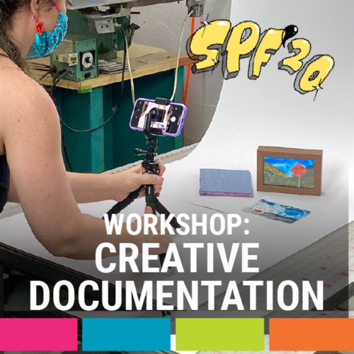 Creative Documentation Virtual Workshop -- Techniques of Documenting Your Artwork and Collectibles