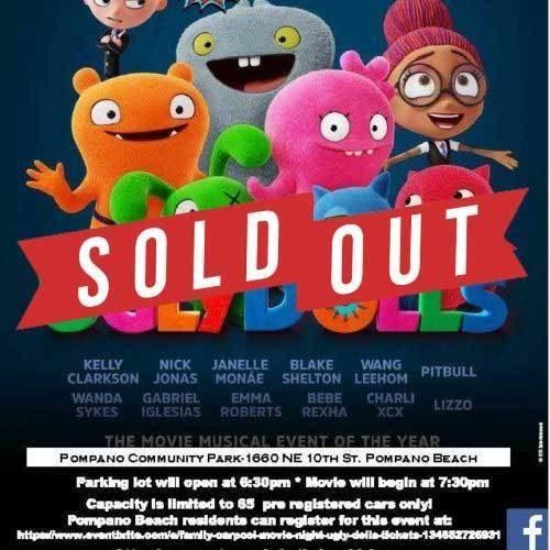 Family Carpool Movie Night
