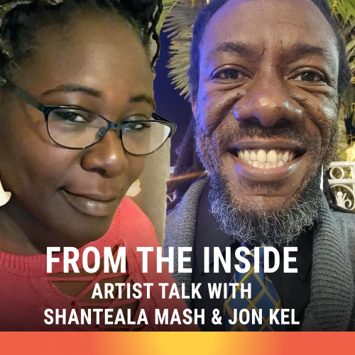 Artist Talk with Shan and Jon