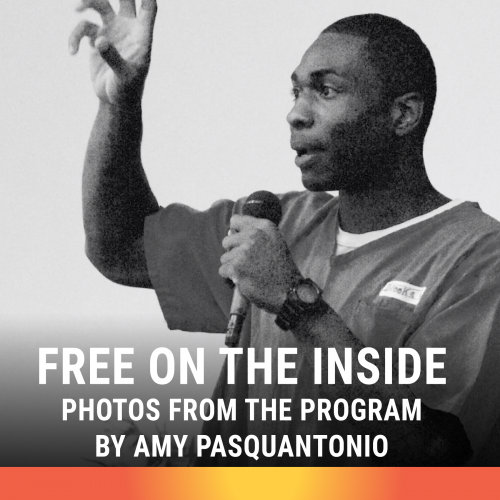 Free on the Inside Exhibition Inspirational Photos