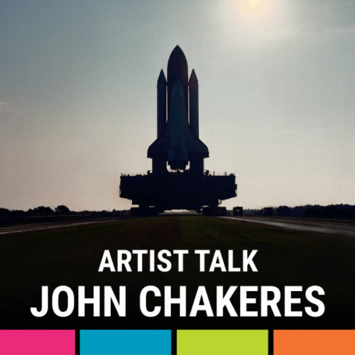 Artist Talk with John Chakeres