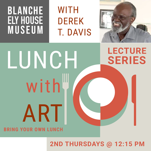 Virtual Lunch with Art - The Lecture Series - October