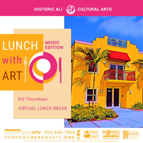 Lunch with Art - Music Series