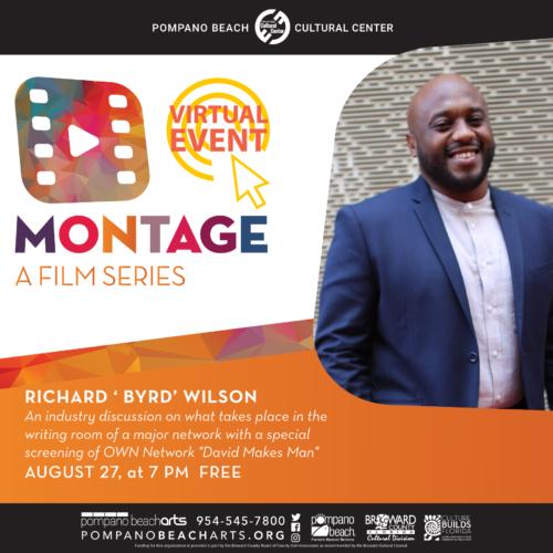 Montage – A Film Series Virtual – Byrd