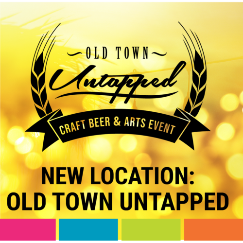 Old Town Untapped -- TEMPORARILY CANCELLED