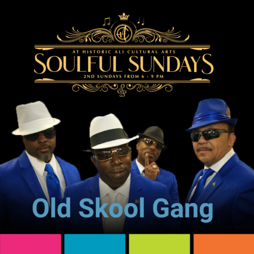 Virtual Soulful Sundays - Old Skool Gang