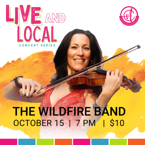 LIve and Local Concert Series
