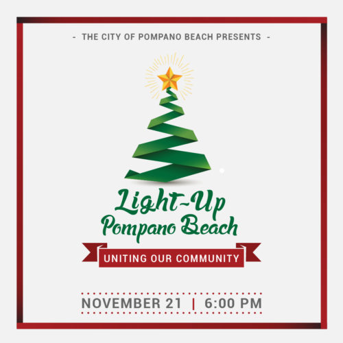 Light Up Pompano Beach