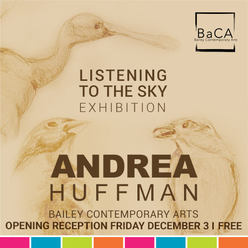 Listening to the Sky Exhibition