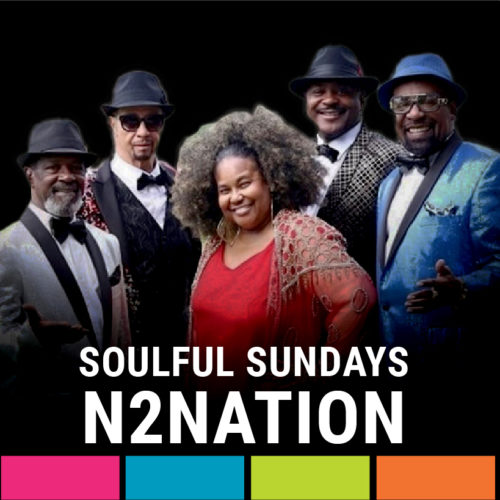 Soulful Sundays featuring N2 Nation - Sounds of Motown