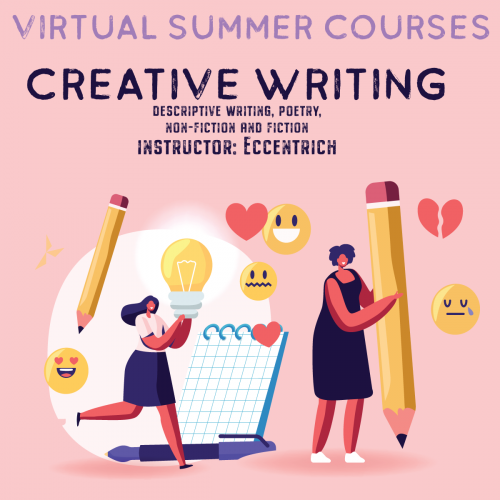 Creative Writing Online Workshop