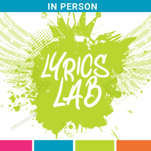 In-Person Lyrics Lab – All Arts Open Mic