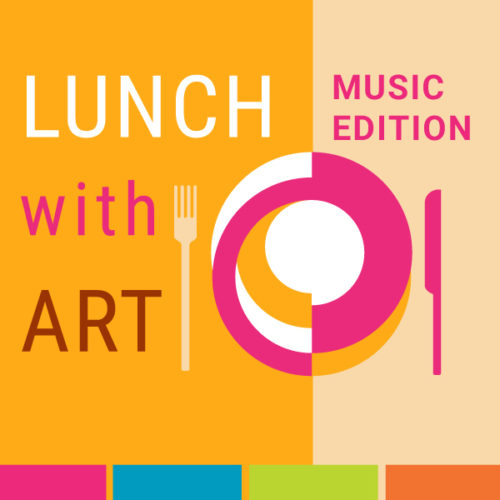 Lunch with Art - the Virtual Music Edition - September