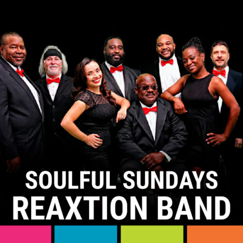 Virtual Soulful Sundays- ReaXtion Band