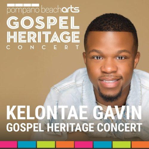 In-Person -- Gospel Heritage Concert
