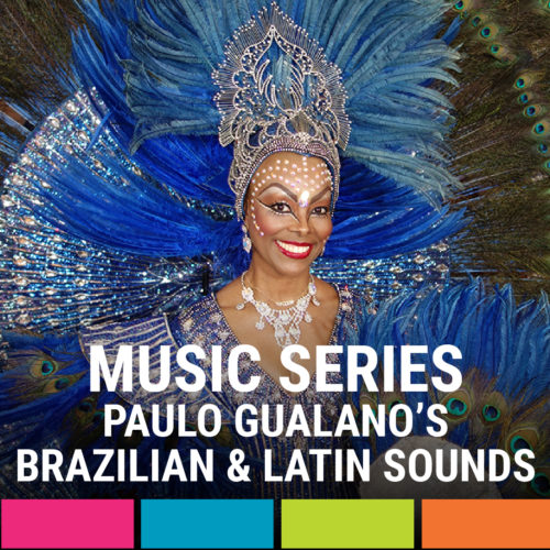 Paulo Gualano's Brazilian & Latin Sounds Company hosted by Nestor Torres - Pompano Beach Arts Virtual Music Series