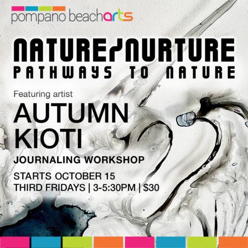 Nature/Nurture: Pathways to Nature Journaling Workshop
