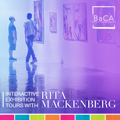 Interactive Exhibition Tours with Rita - Family Tours