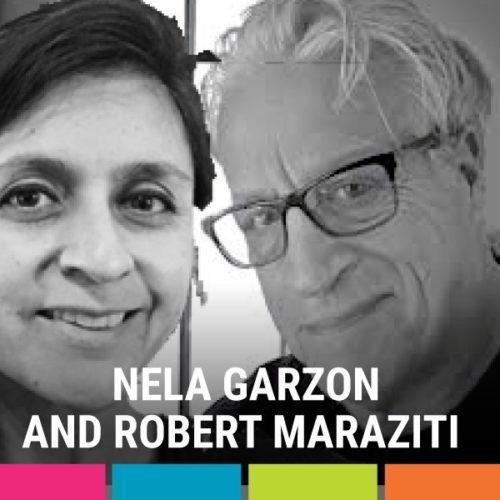 Artist Talk with Nela Garzon and Robert Maraziti