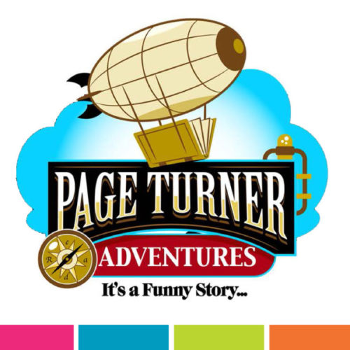 Page Turner Adventures' Storyology