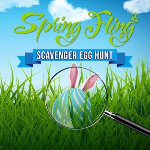 Scavenger Egg Hunt