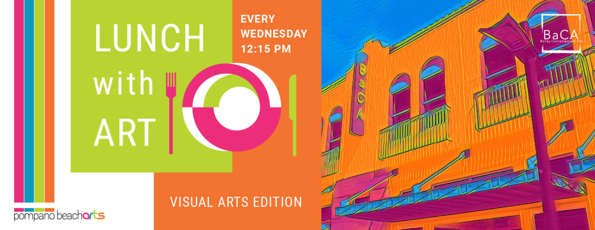 Lunch with Art - Visual Art (In-Person)
