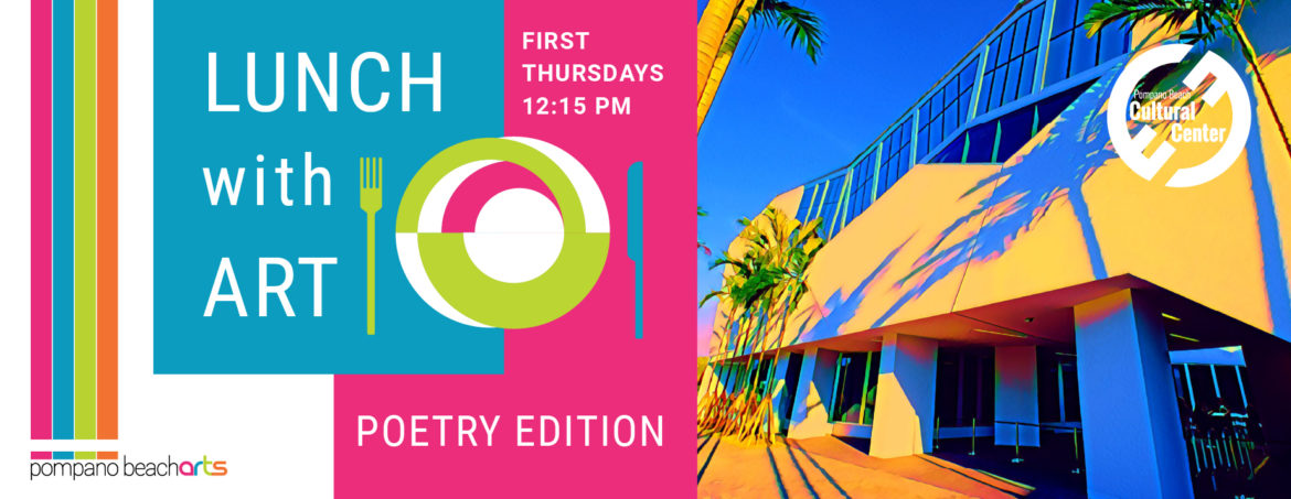 In-Person -- Lunch with Art – Poetry Edition